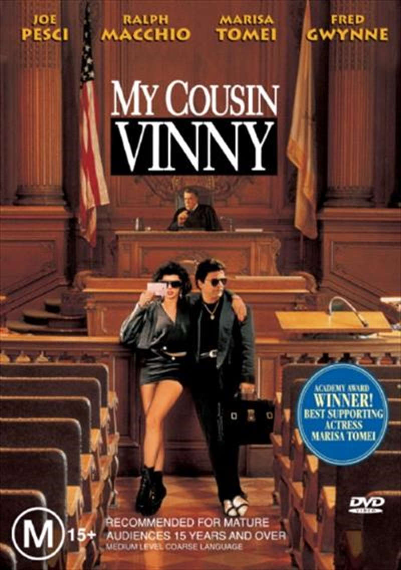My Cousin Vinny | DVD