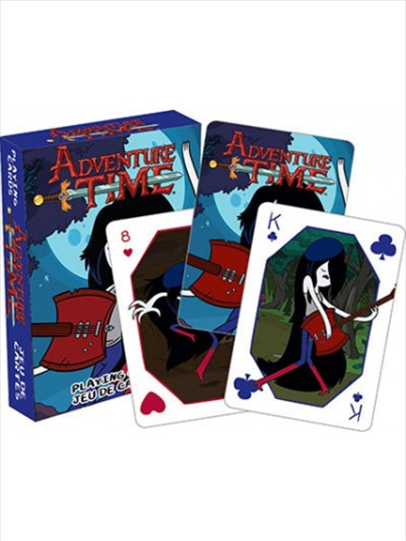 Adventure Time Marceline Playing Cards | Merchandise