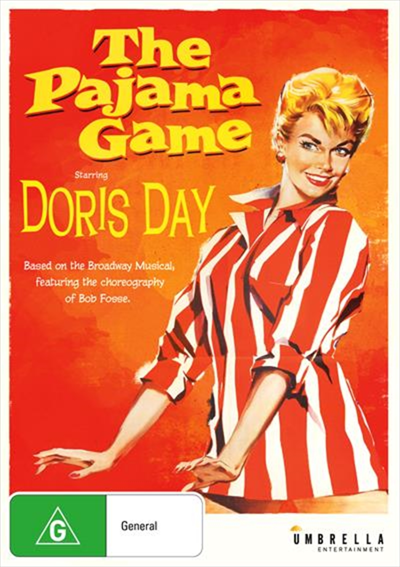 Pajama Game, The | DVD