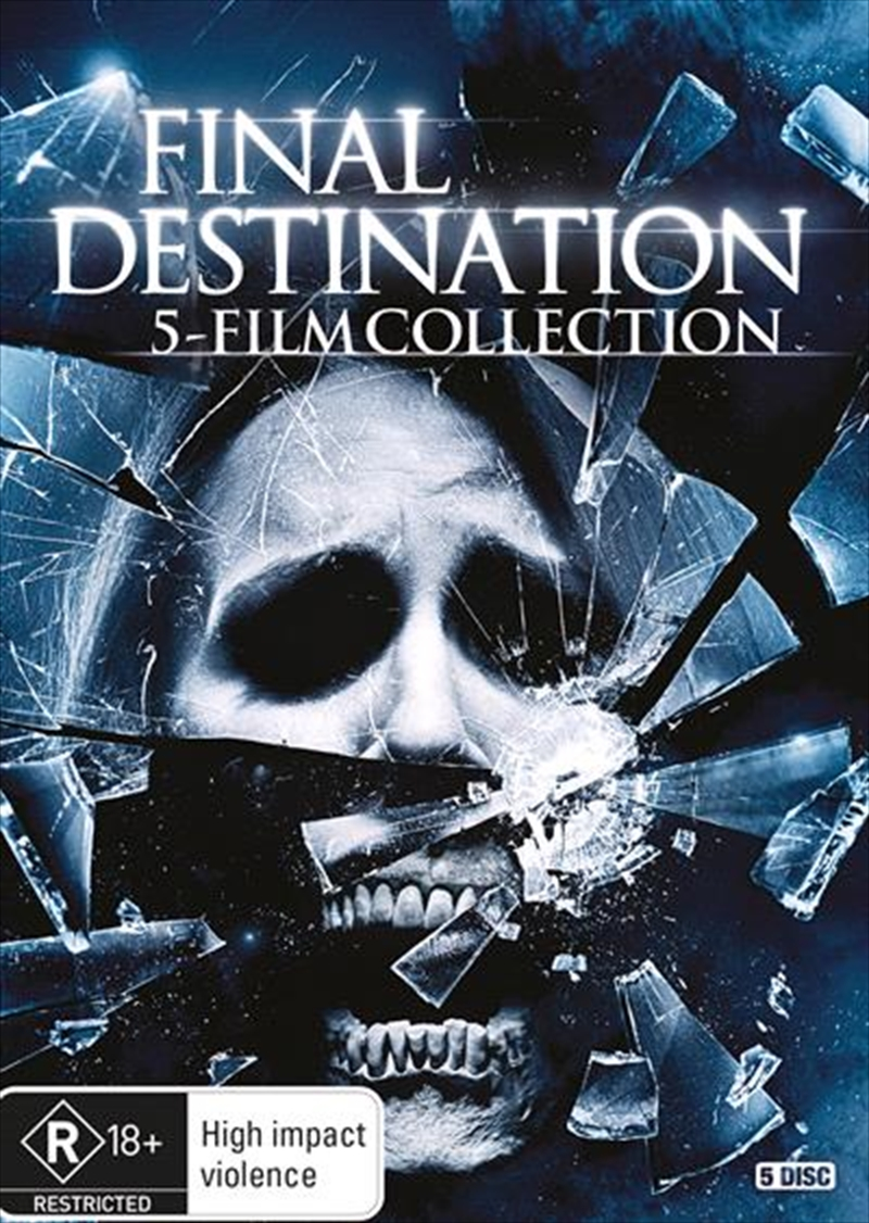 Final Destination Collection | DVD