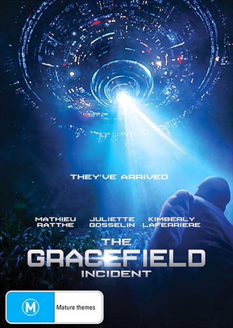 Gracefield Incident, The | DVD