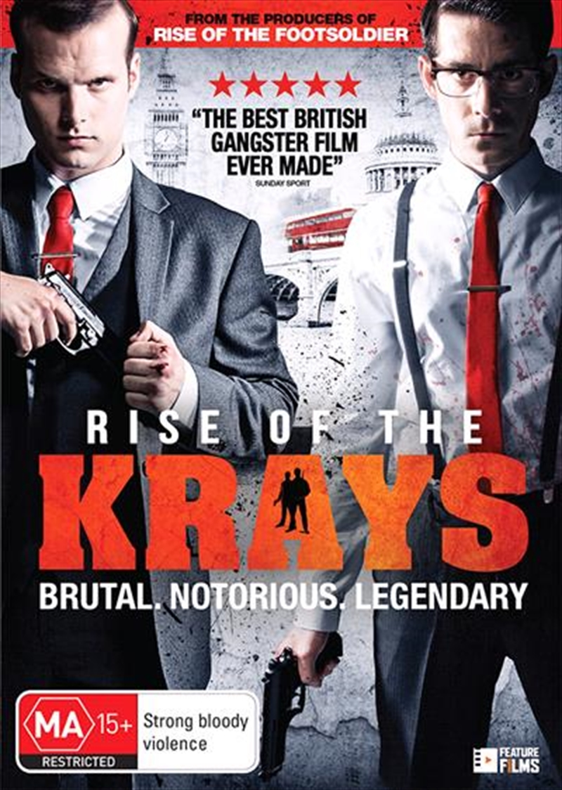 Rise Of The Krays