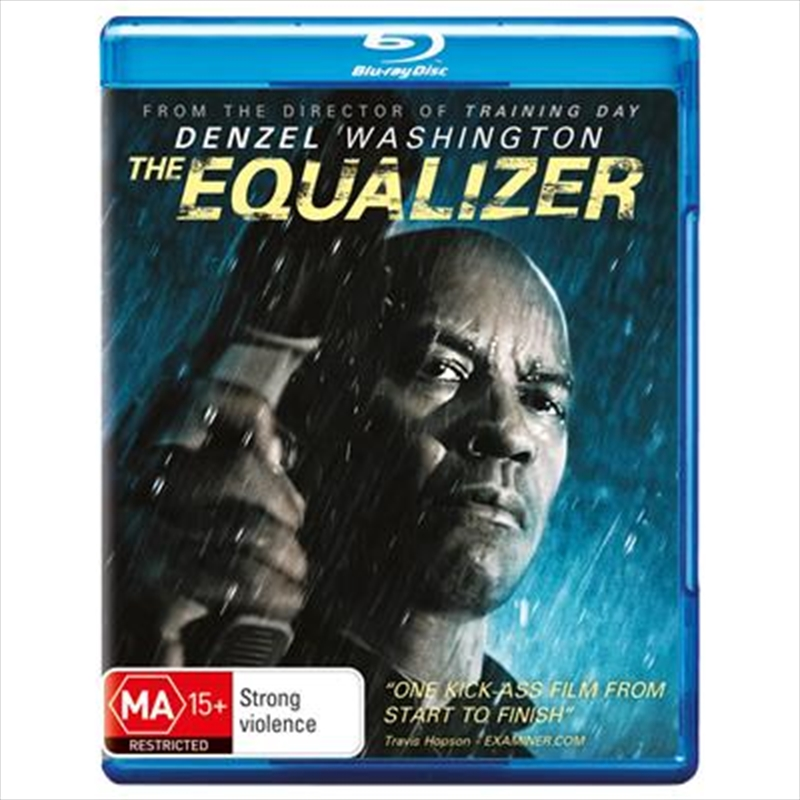 Equalizer | Blu-ray