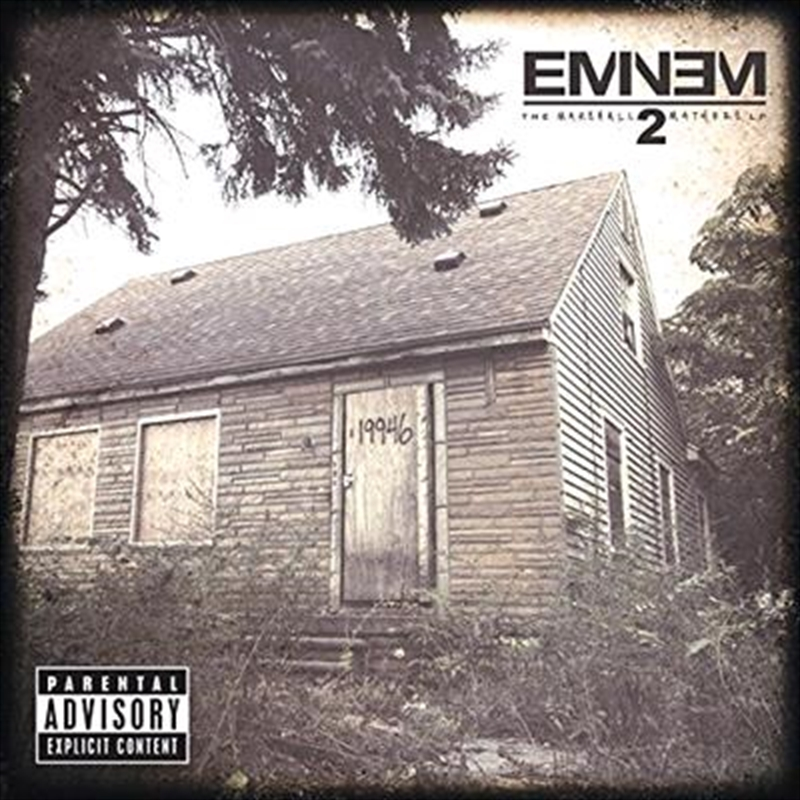Marshall Mathers LP 2 | CD