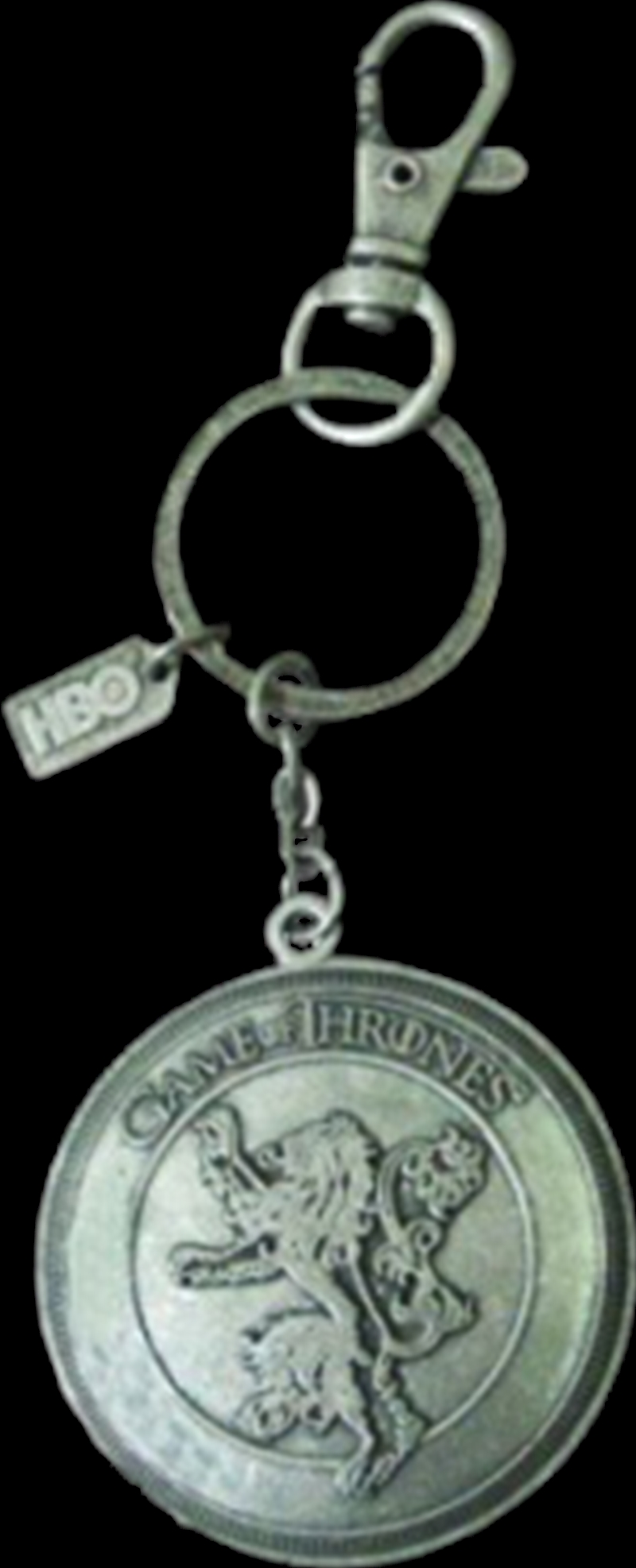 Lannister Shield Keychain | Accessories