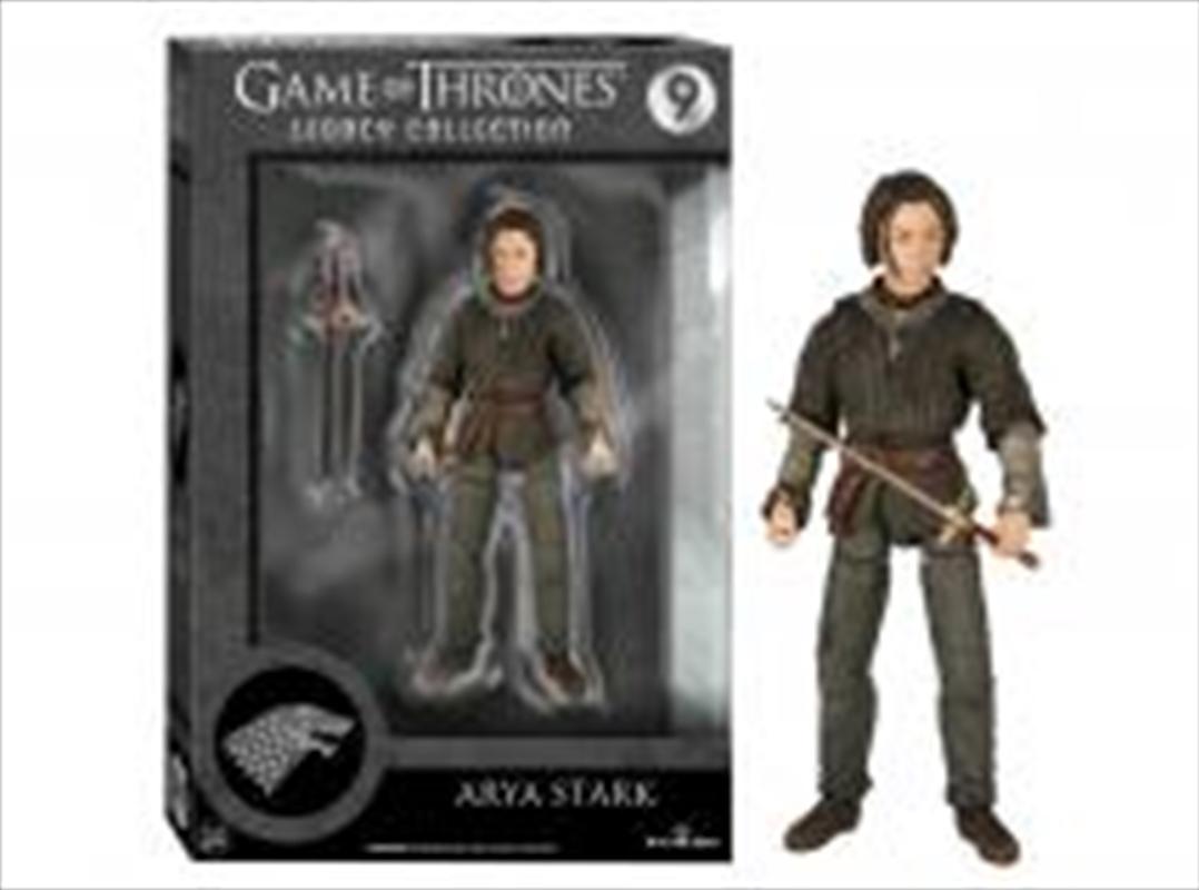 Arya Stark Legacy Figure | Merchandise