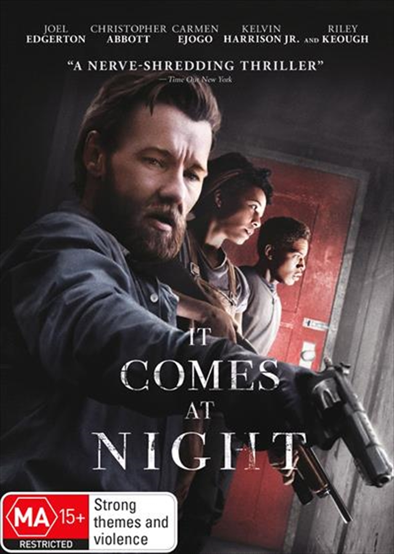 It Comes At Night | DVD