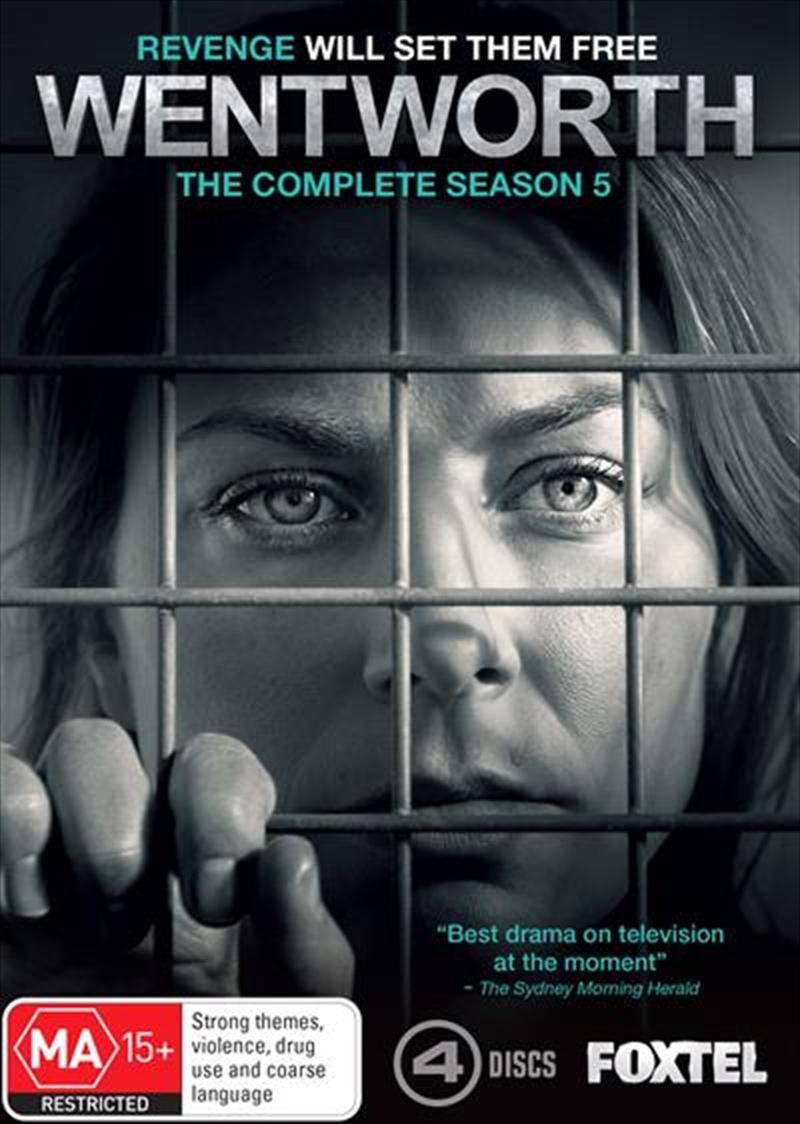 Wentworth - Season 5 | DVD