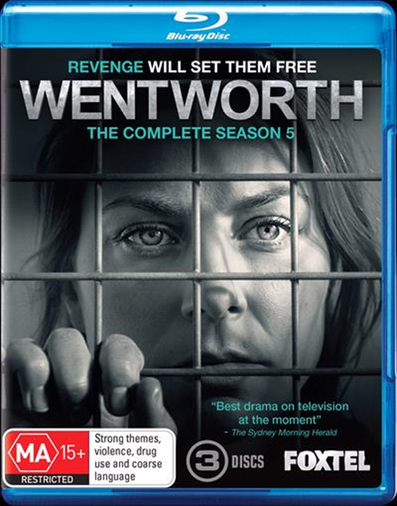 Wentworth - Season 5 | Blu-ray