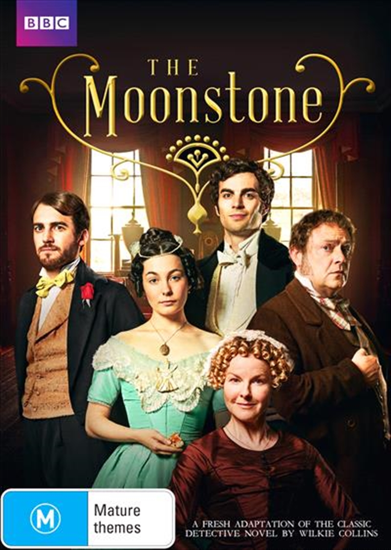 Moonstone, The | DVD