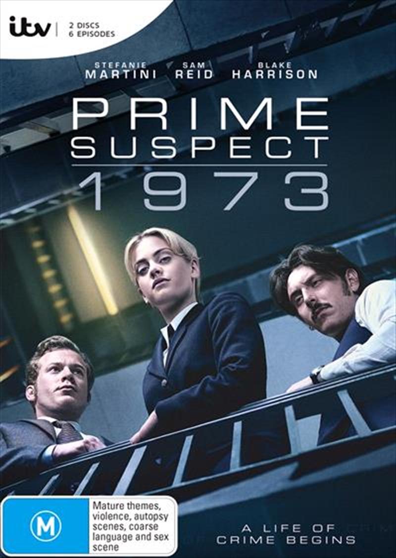 Prime Suspect 1973   DVD