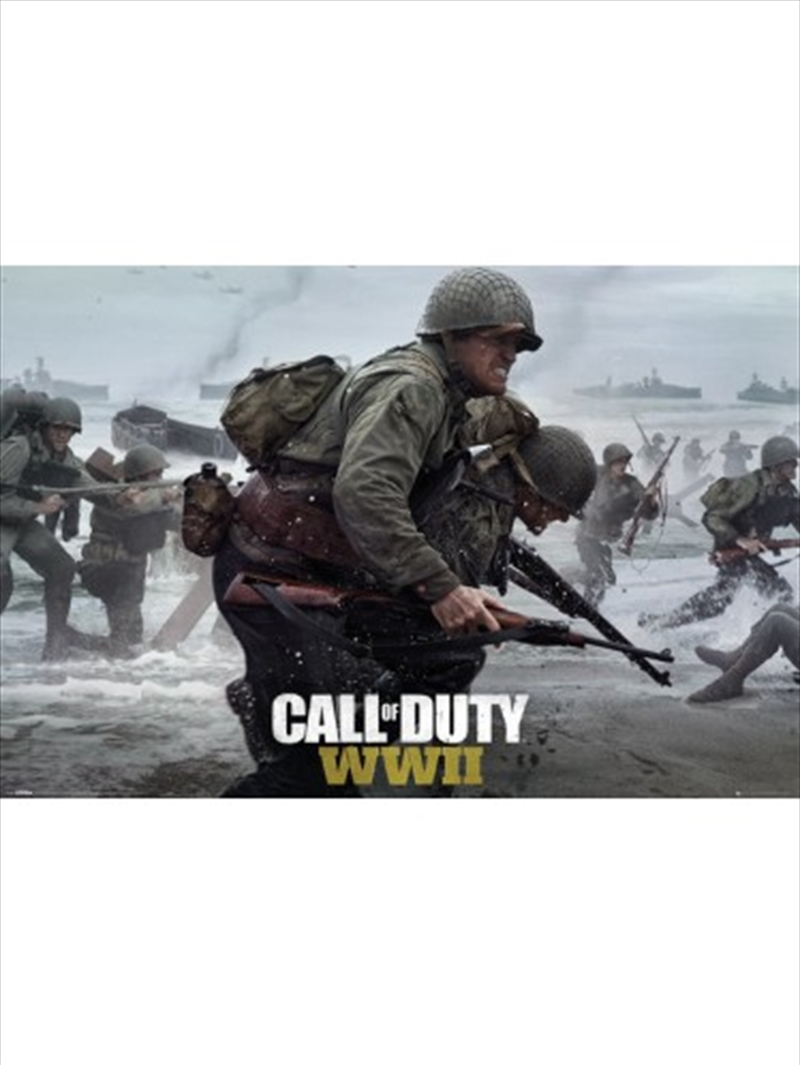 Call of Duty Stronghold WWII | Merchandise