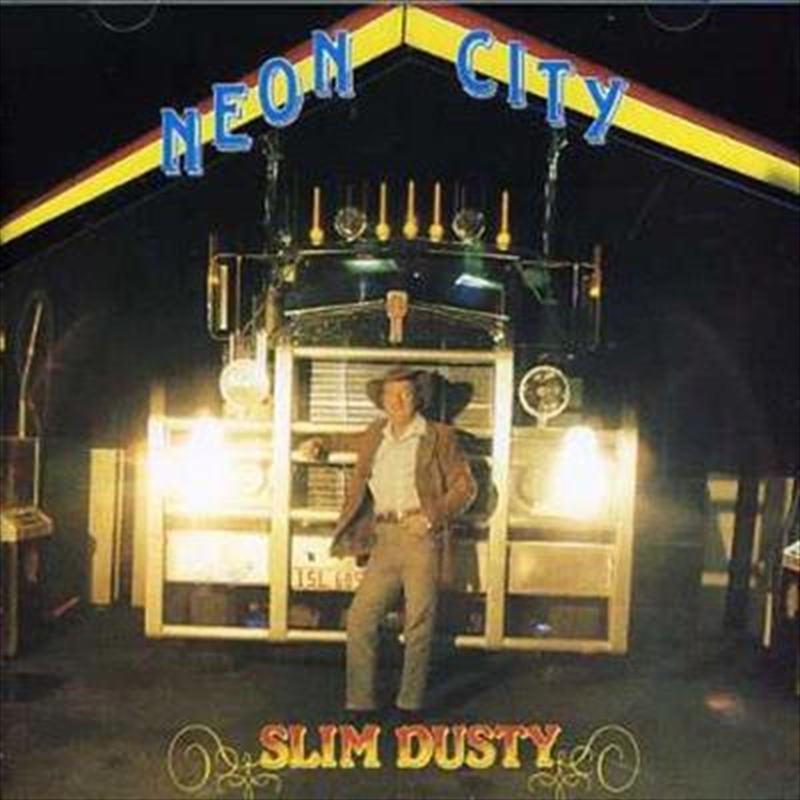 Neon City | CD