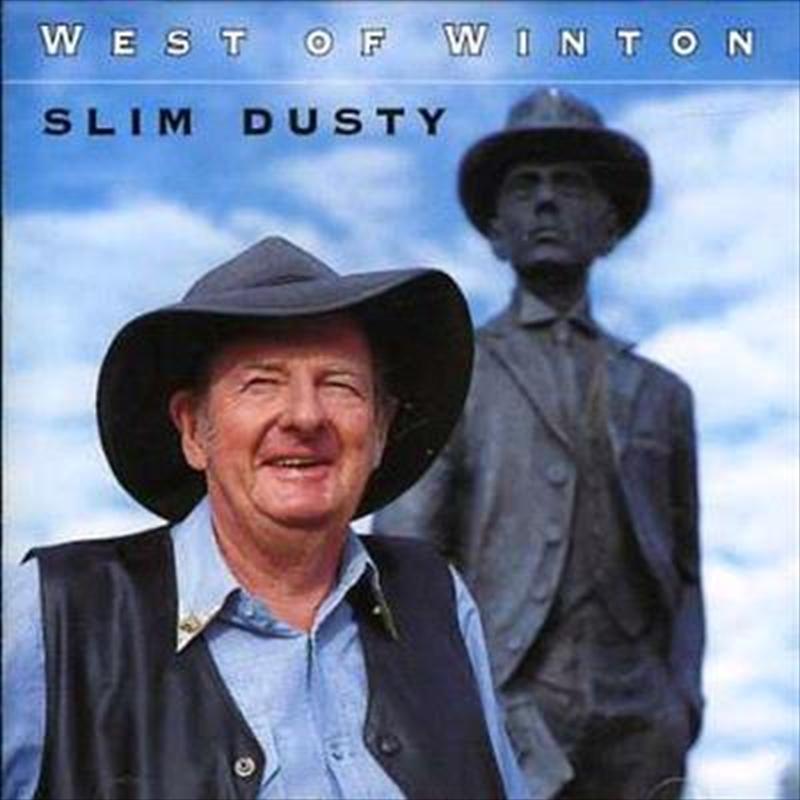 West Of Winton | CD