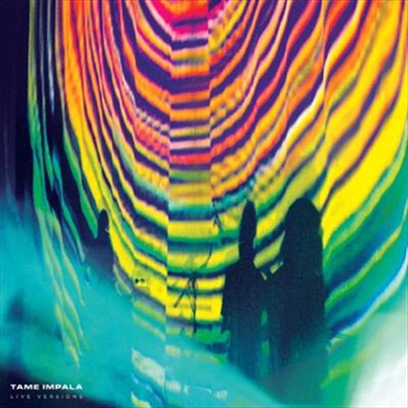 Live Versions | Vinyl