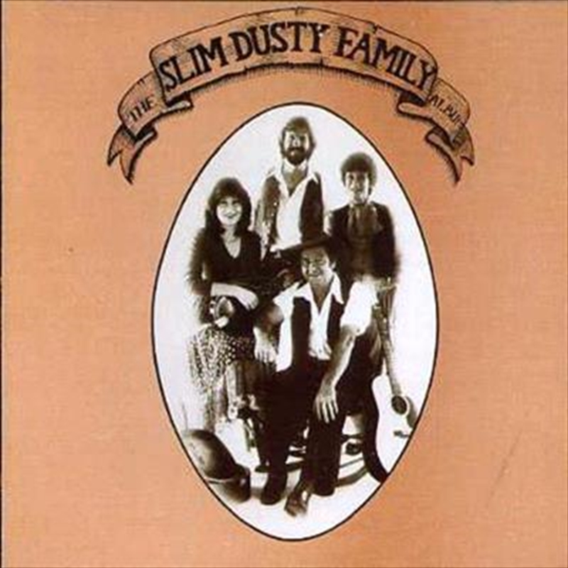 Slim Dusty Family Album,   CD