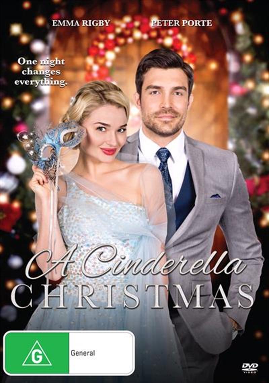 A Cinderella Christmas | DVD