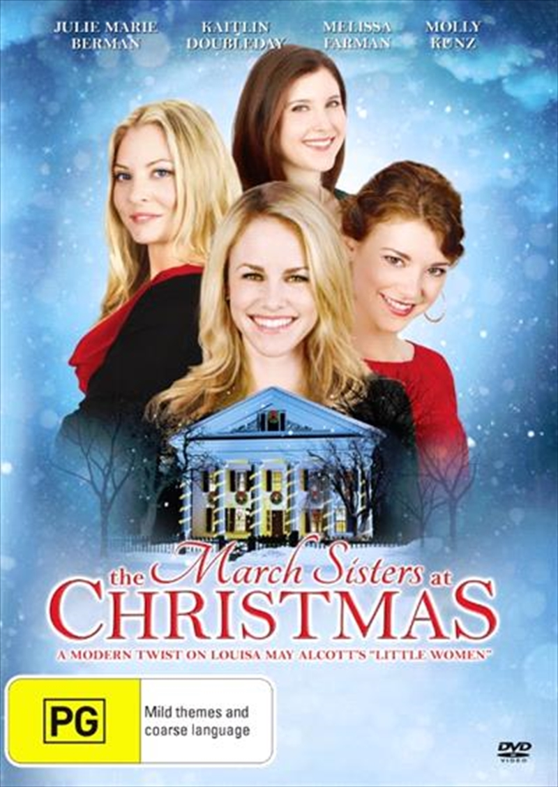 March Sisters At Christmas, The | DVD