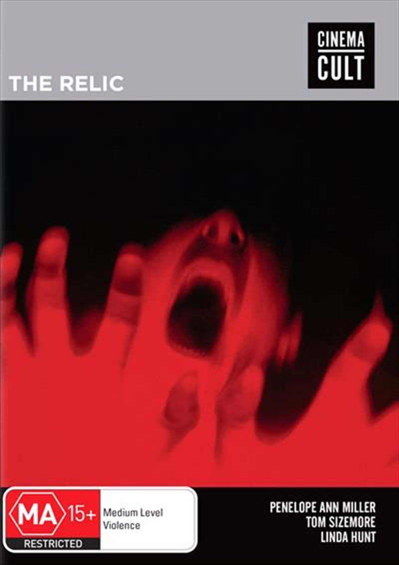 Relic, The | DVD