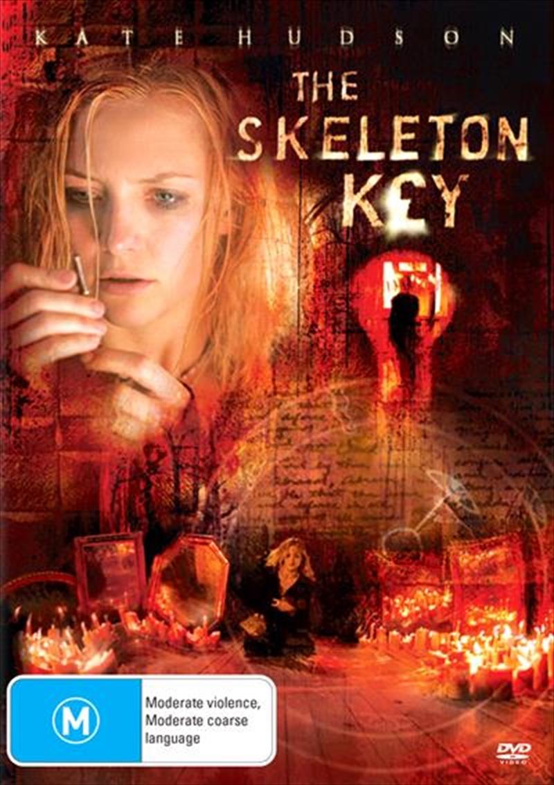 Skeleton Key, The   DVD