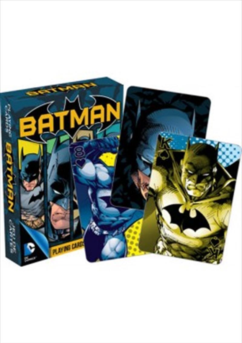 DC Comics - Batman Playing Cards | Merchandise