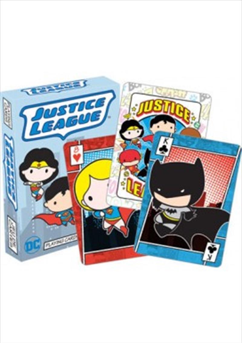 DC Comics – Chibi Playing Cards | Merchandise