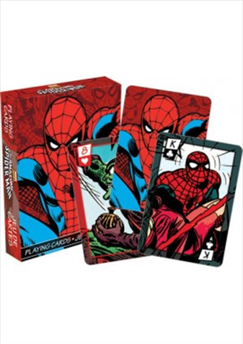 Marvel – Spiderman Comics Playing Cards | Merchandise