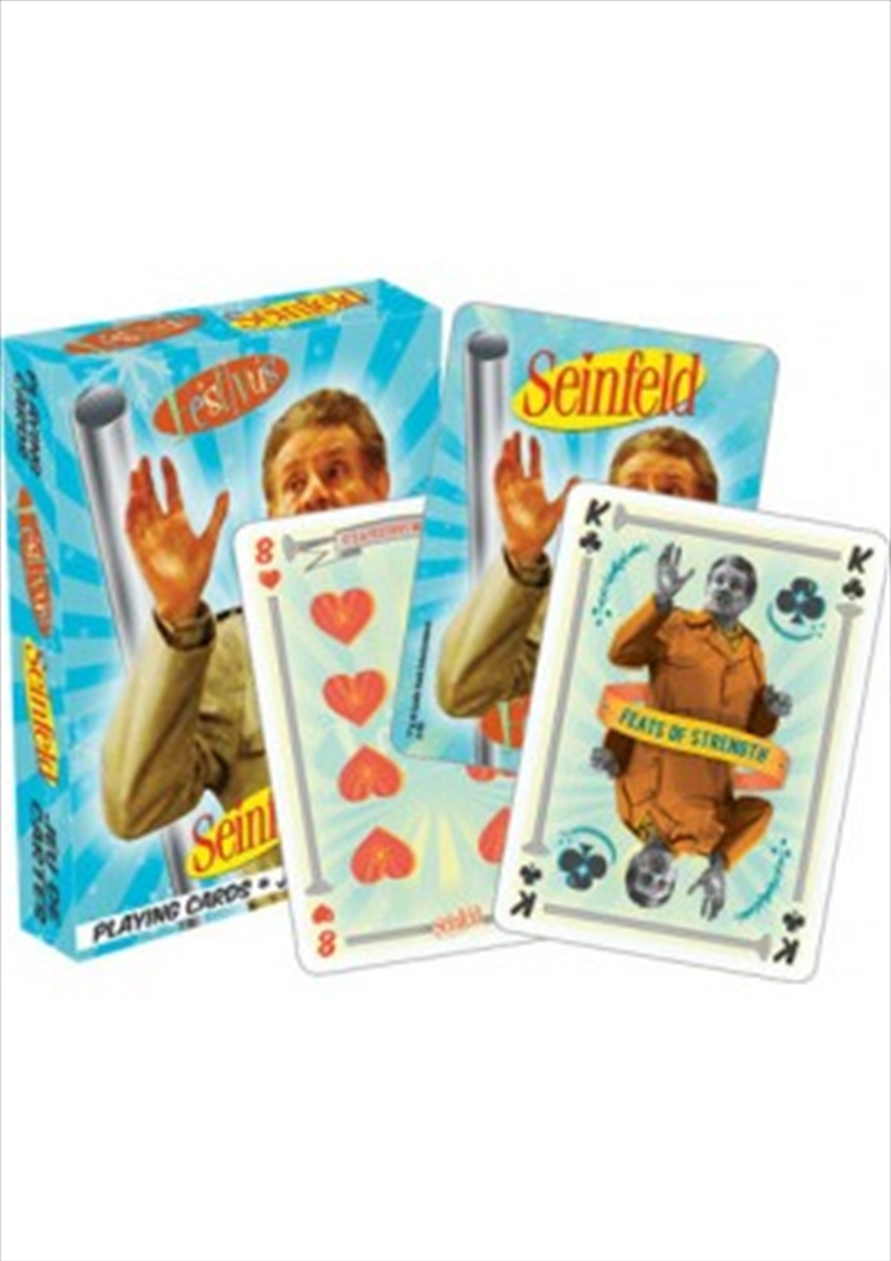 Seinfeld - Festivus Playing Cards | Merchandise