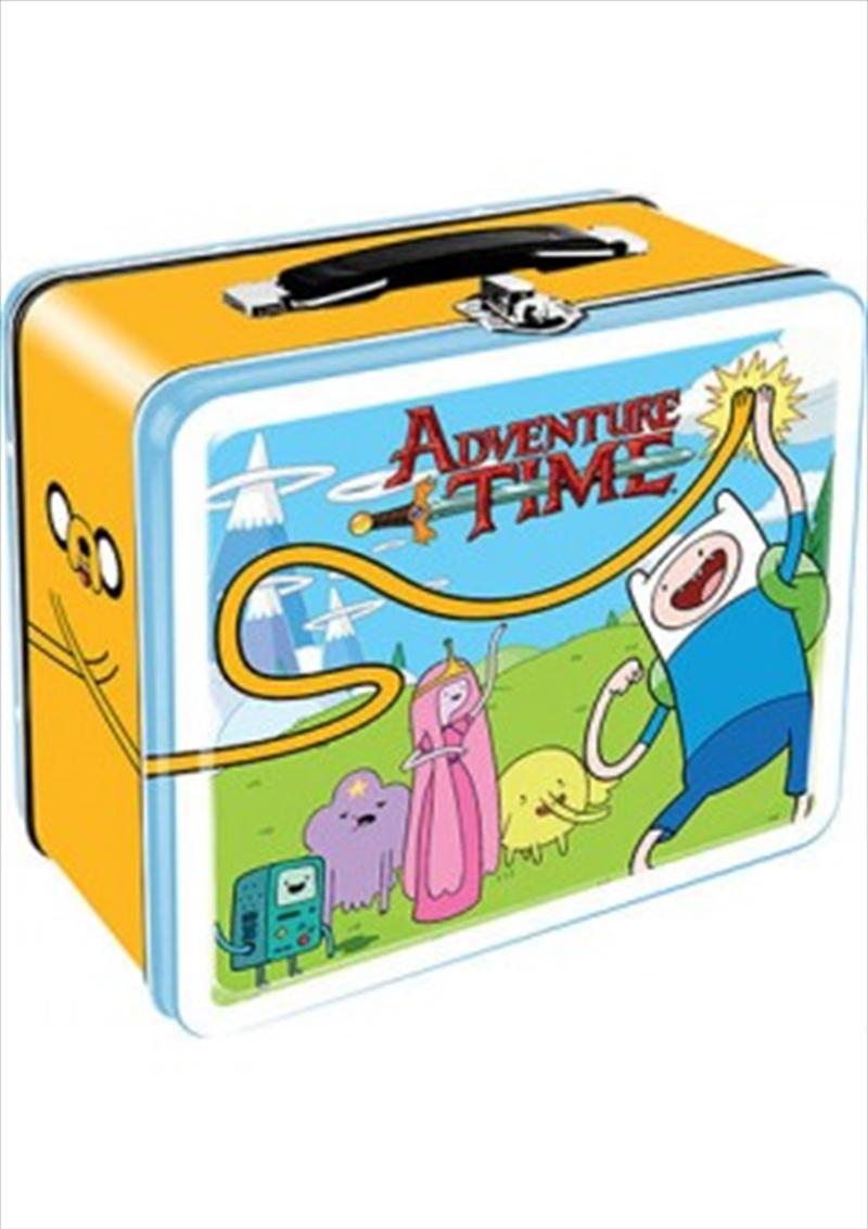 Adventure Time Large Fun Box | Lunchbox