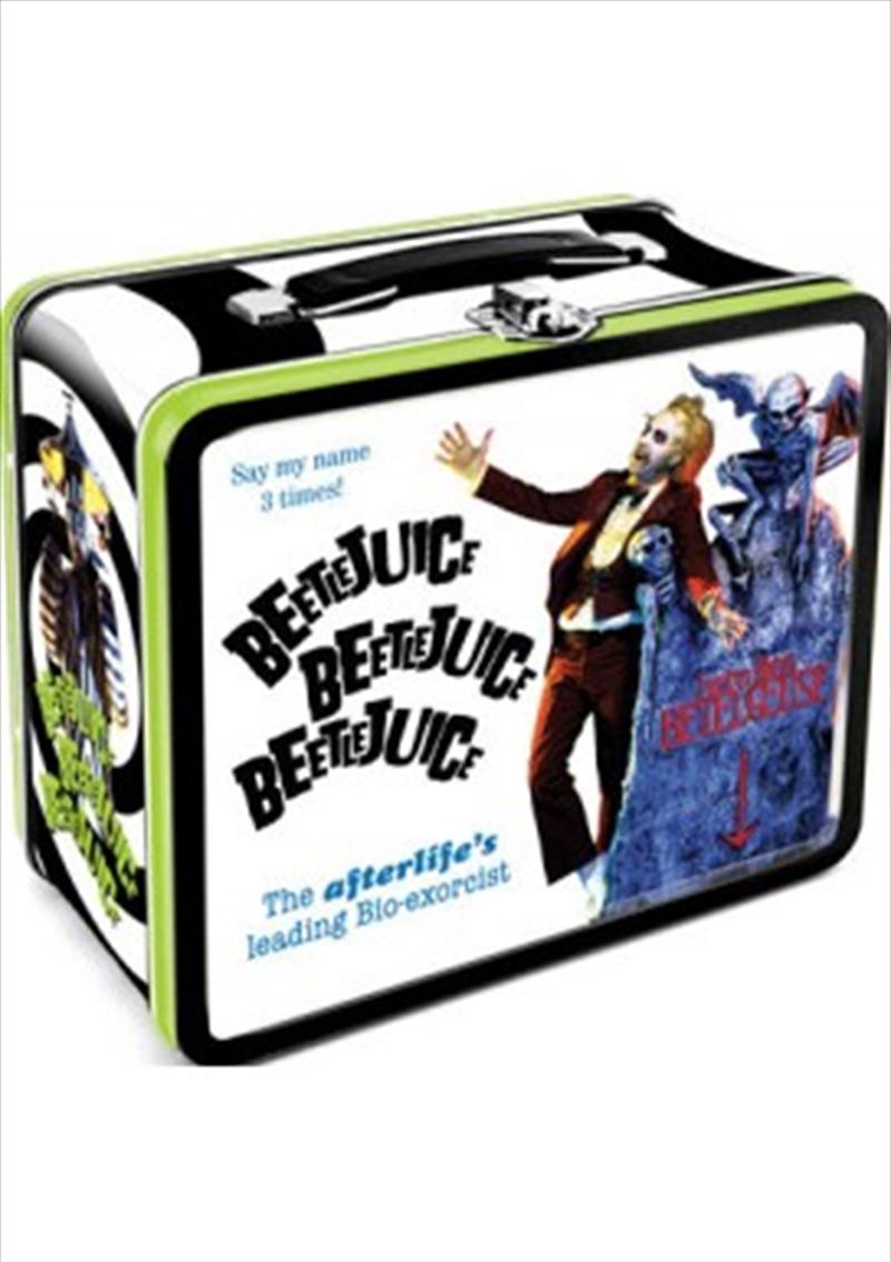Beetlejuice Fun Box   Lunchbox