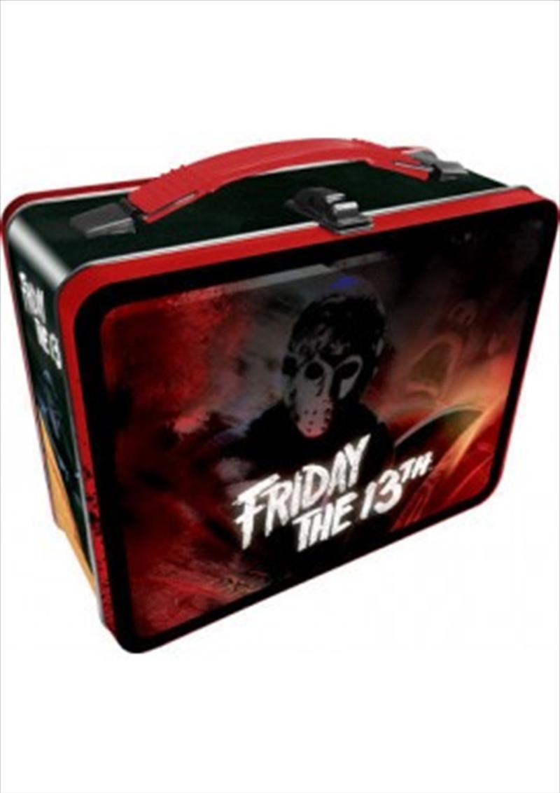 Friday the 13th Fun Box | Lunchbox