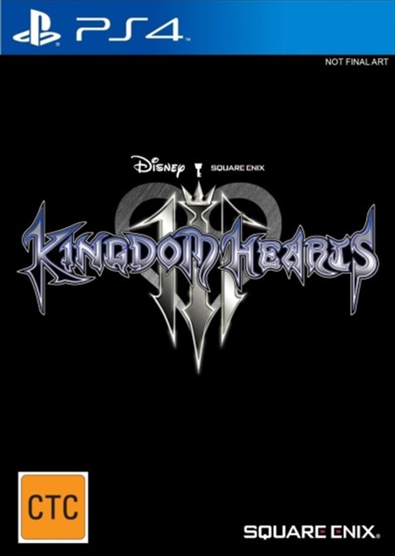Kingdom Hearts 3 | PlayStation 4