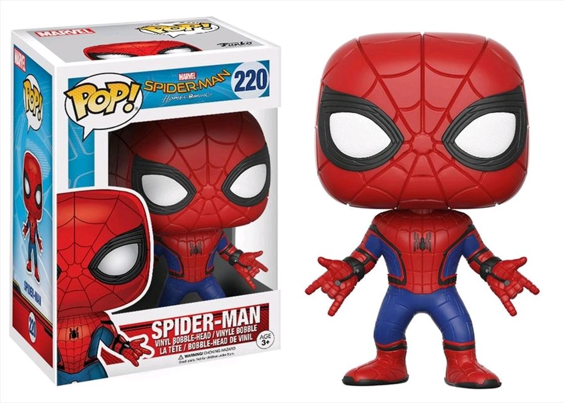 Spiderman | Pop Vinyl