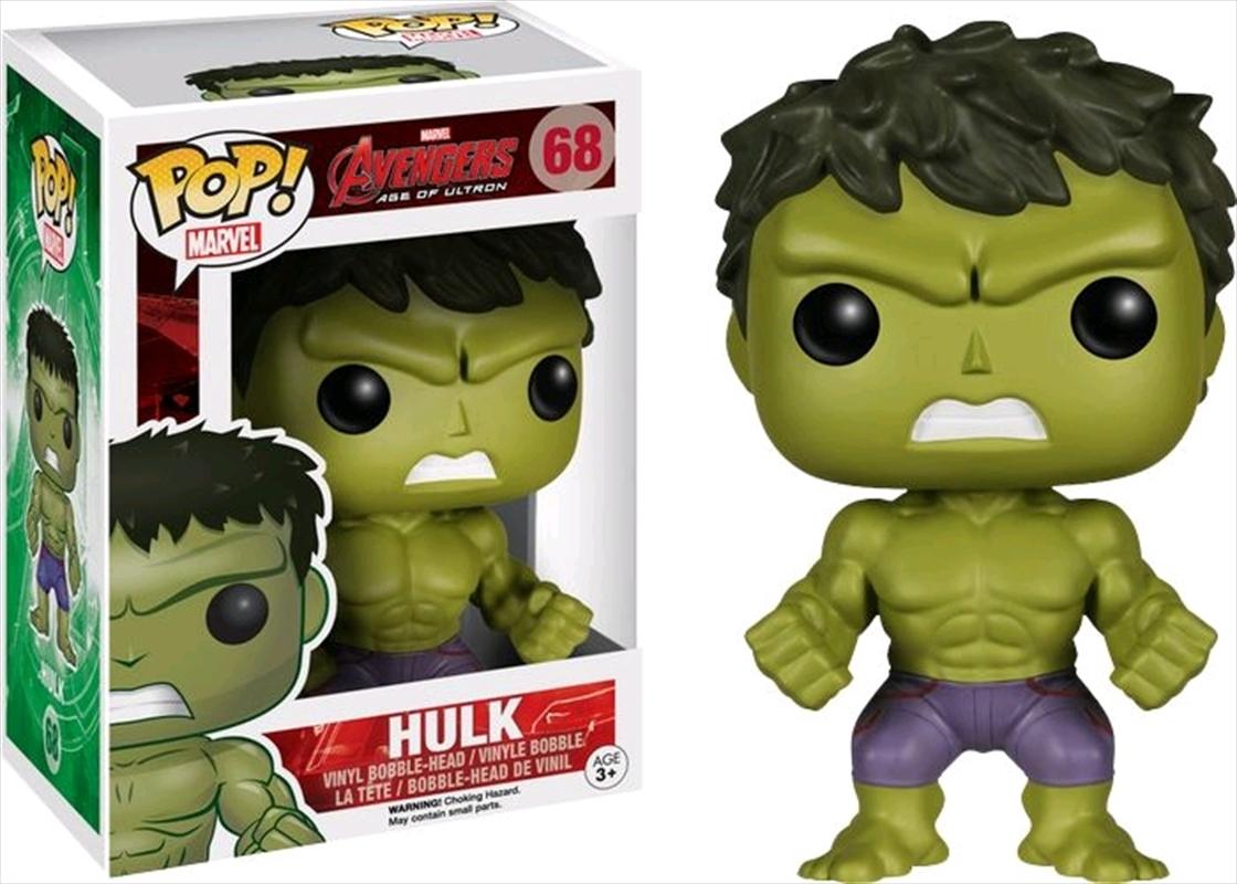 Hulk | Pop Vinyl