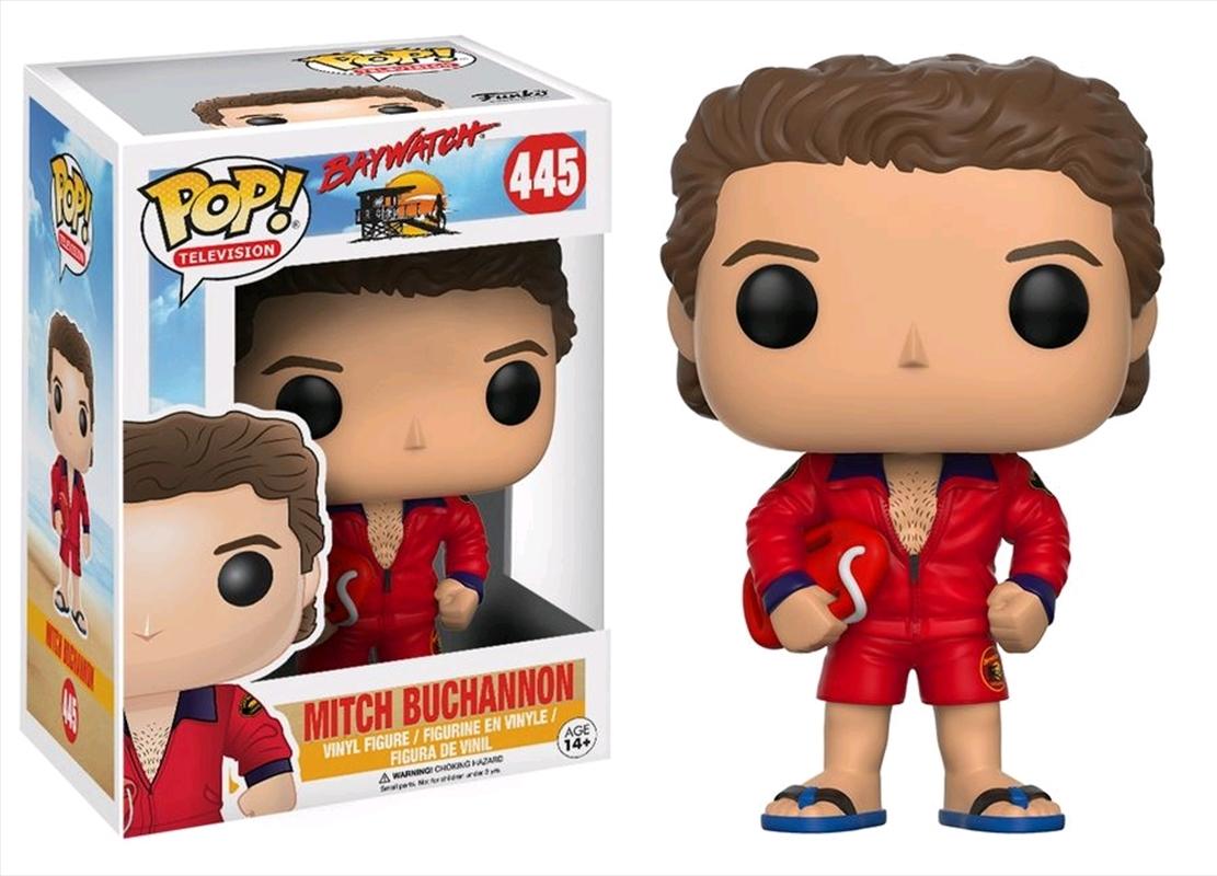Mitch Buchannon | Pop Vinyl