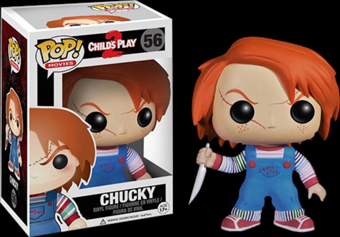 Child's Play 2 - Chucky Pop! Vinyl | Pop Vinyl