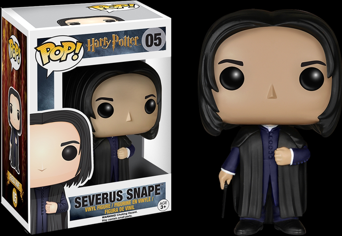 Harry Potter - Severus Snape | Pop Vinyl