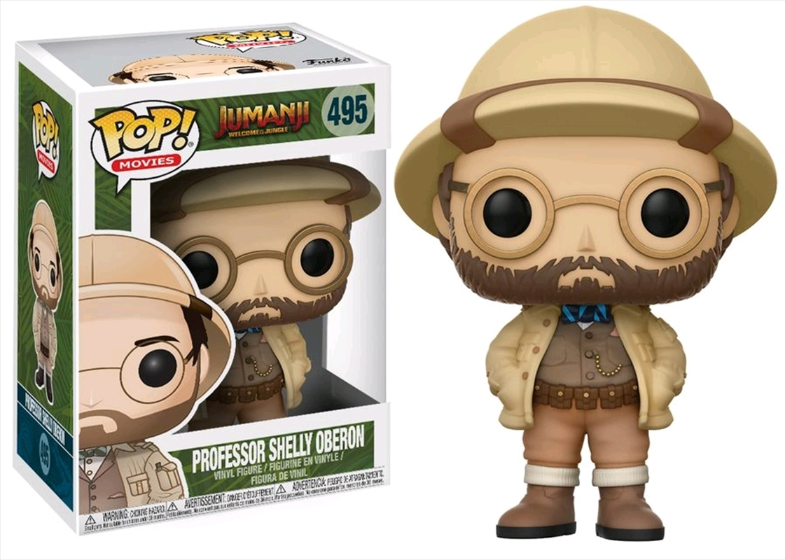 Professor Shelly Oberon | Pop Vinyl
