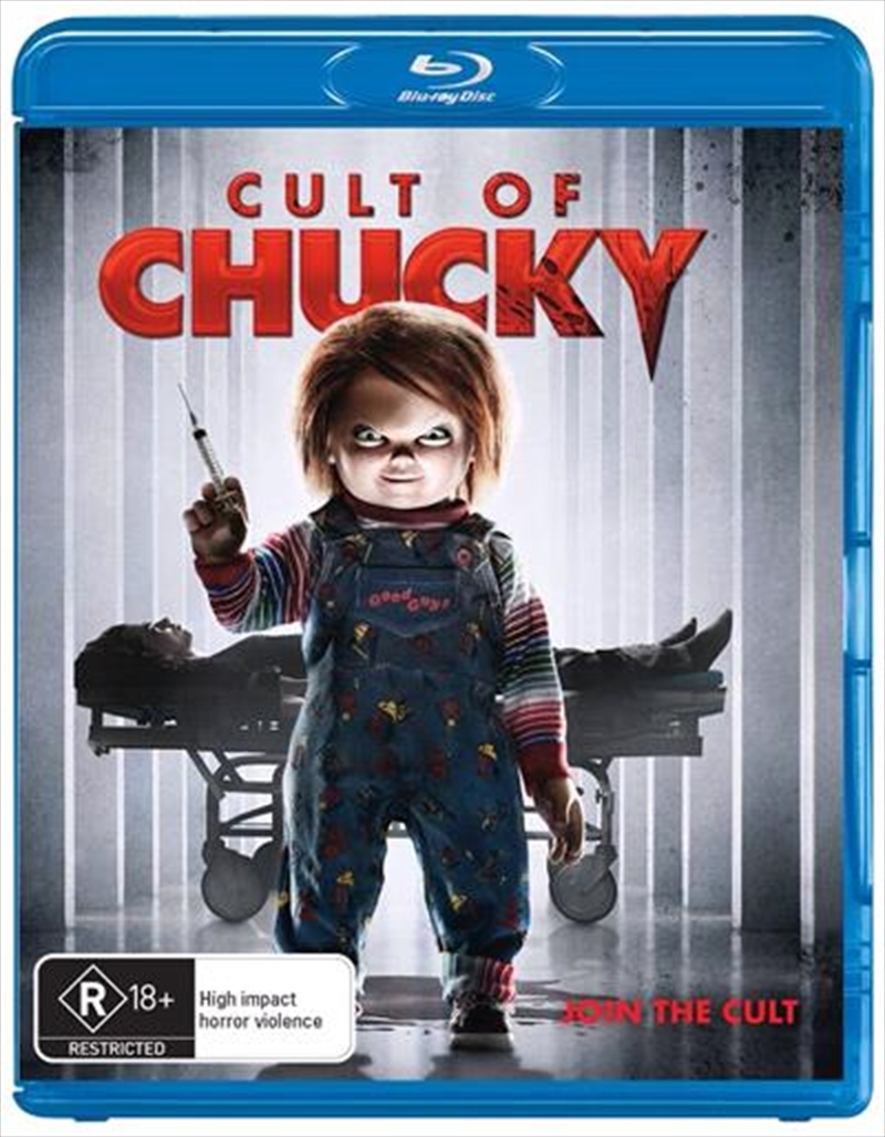 Cult Of Chucky | Blu-ray