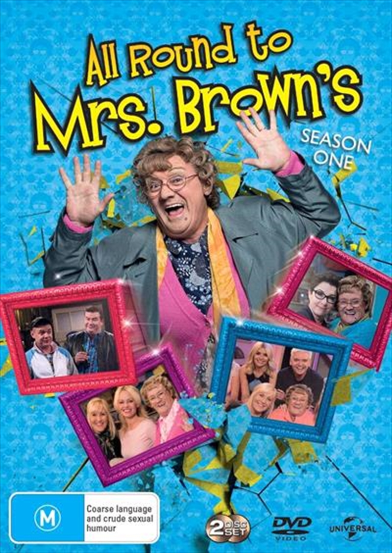 All Round To Mrs. Brown's - Season 1 | DVD