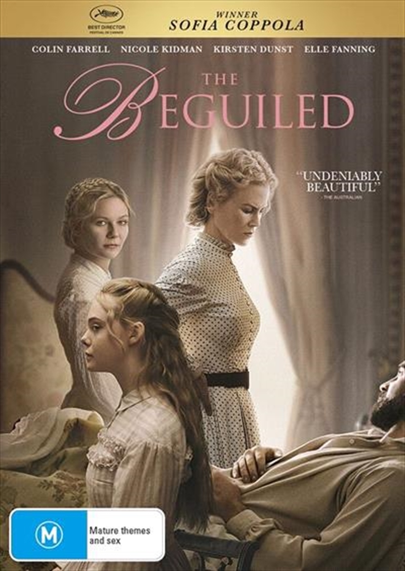 Beguiled, The | DVD