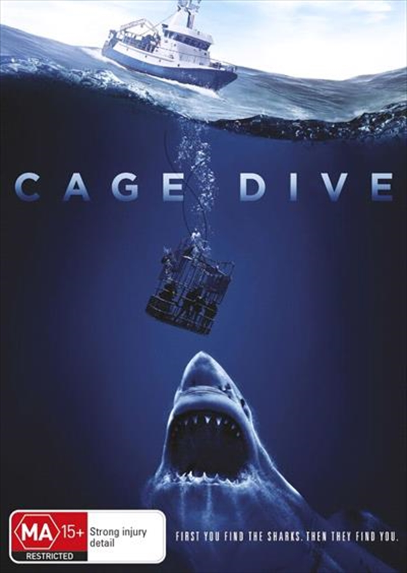 Cage Dive | DVD