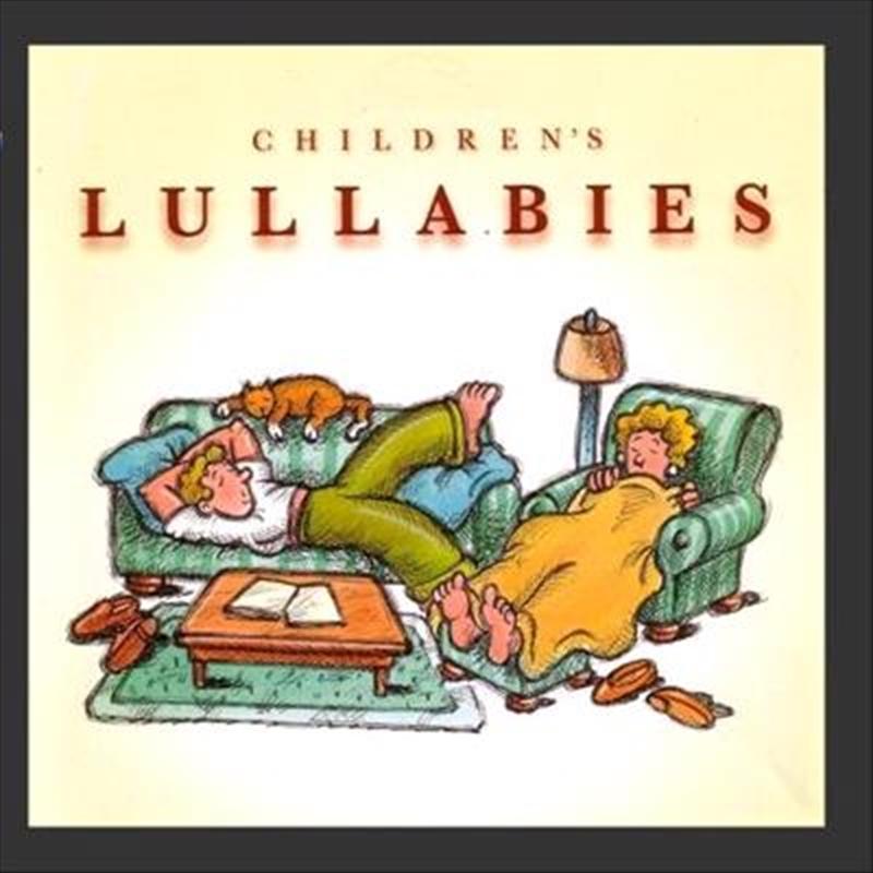 Children's Lullabies | CD