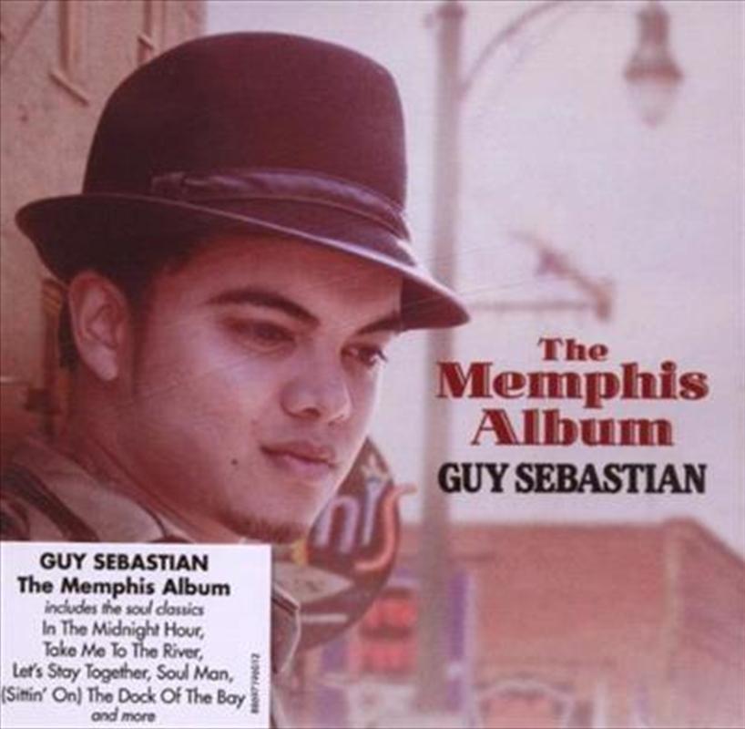 Memphis Album | CD