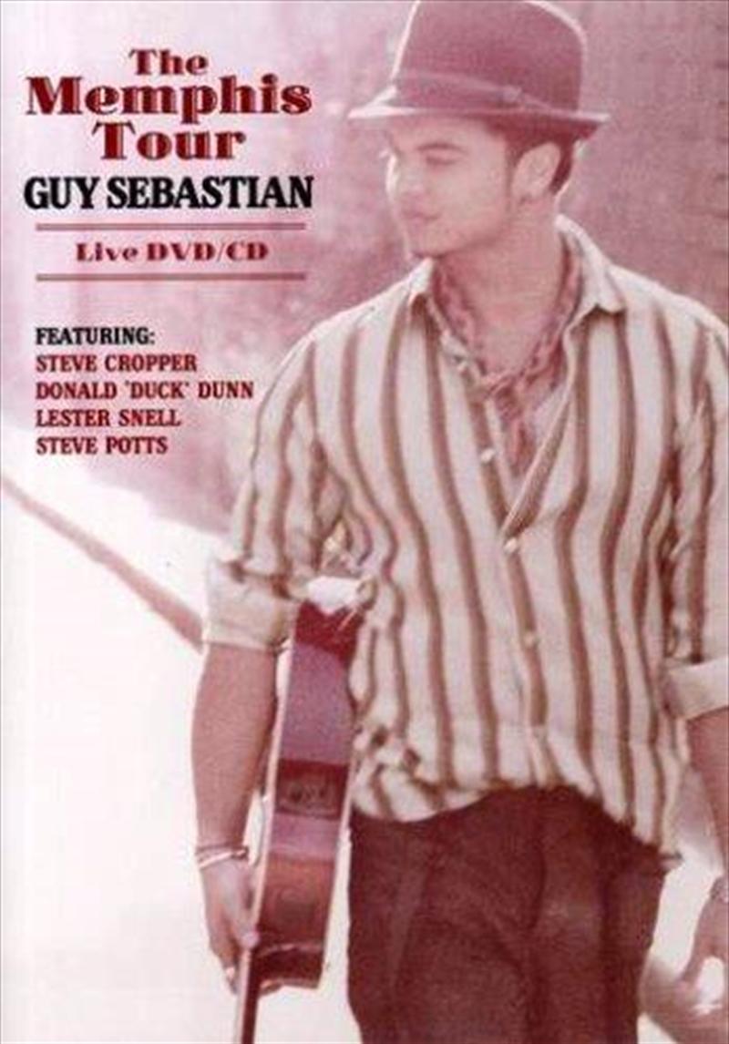 Memphis Tour | CD/DVD