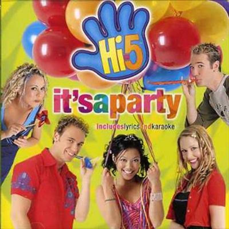 It's A Party | CD