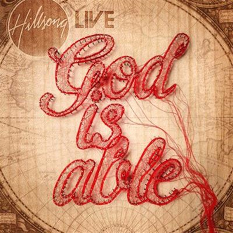God Is Able | CD