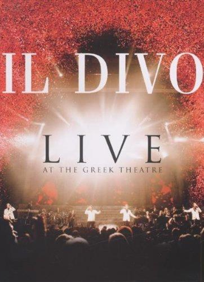 Live At The Greek Theatre 2006 Visual Dvd Sanity