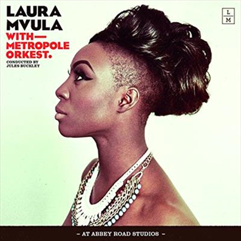 Laura Mvula With Metropole Orkest Conducted By Jules Buckley At Abbey Road Studios   CD
