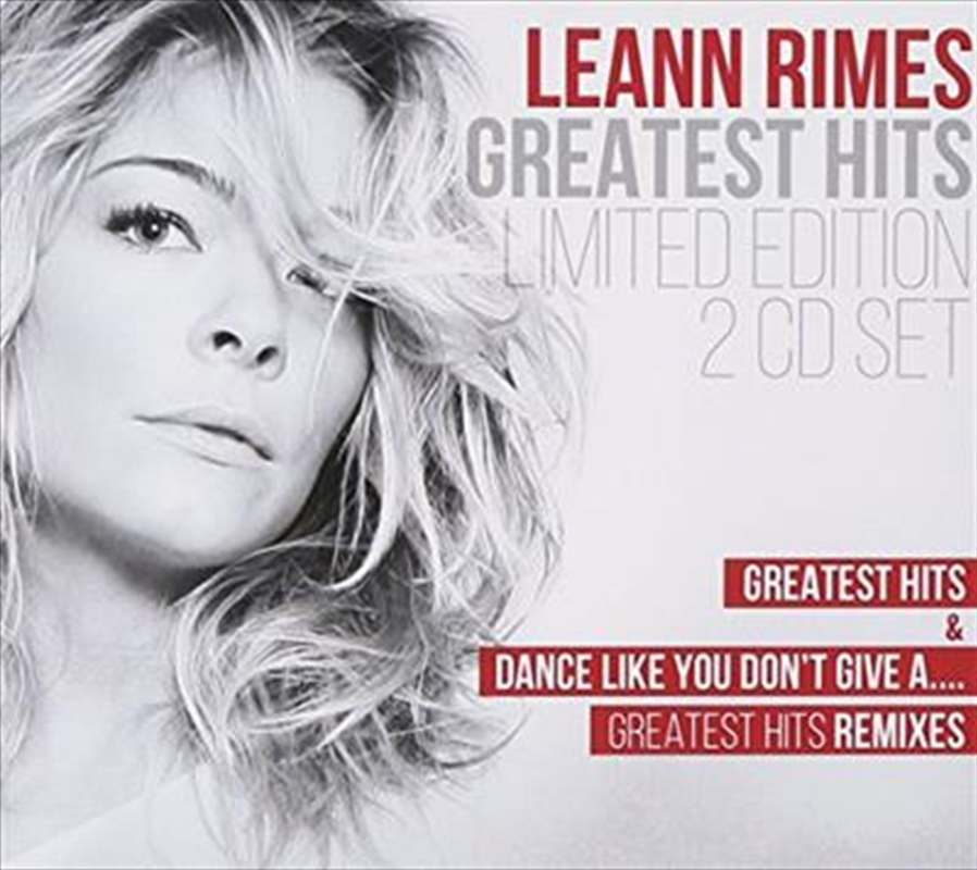 Greatest Hits and Dance Like You Don't Give A…Greatest Hits Remixes   CD